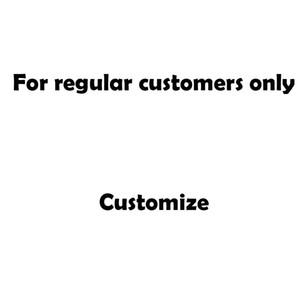 Pour les clients réguliers only.if l'acheteur passe une commande sans autorisation, le vendeur annule la commande