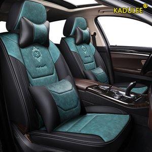 KADULEE Leder Autositzbezug Für Changan alle Modelle CS75 CS35 CX20 CX30 CS15 CS95 CS55 Autositze