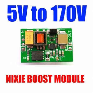 5V to 170V DC High Voltage NIXIE&Magic Eye Tube HV Power Supply Module 7ukS#