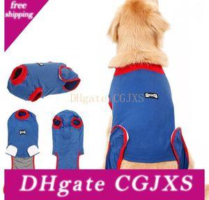 Медицинская одежда любимчика Professional Recovery костюм для собаки после операции Wear Анти лижет Раны Помощь послеоперационного исцеления A05