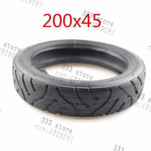 8 인치 200x45 타이어 내부 튜브에 맞는 전동 스쿠터 면도기 스쿠터 E-스쿠터 면도기 E-스쿠터를 접는