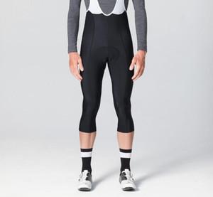 2020 nova MAAP equipe PRO 3/4 preto de lã térmica BIB inverno com alta densidade Pad alta qualidade ciclismo tecido bib calças