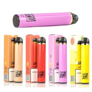 Puff XTRA dispositivo desechable de la vaina equiparla 800mAh Batería 5 ml Cartucho 1500 Puff Vape pluma VS Kangvape Slick Plus Kit