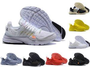 Entrega gratuita Presto V2 Ultra Br Tp QS Black White Sports Shoes Barato Moda Air Cushion Prestos Mujeres Hombres Runner Trainer Sneakers 36-46