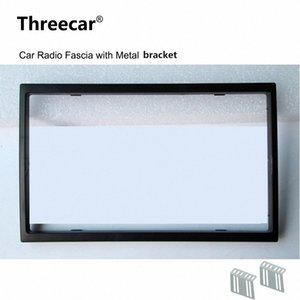 2 Din Car Radio Fascia para Car Radio 7018B 7010B 7200C 7652D 7010G 7018G Instalação guarnição Fascia Face Plate Panel DVD Quadro wRPu #
