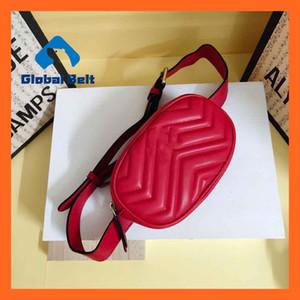 kleine Leder Hüfttasche einfache Atmosphäre leere Mini-Portemonnaie oval Samt Reißverschluss Gürteltasche Unterstützung Großhandel marsupio Hüfttasche Geldbörse Kleiderbügel