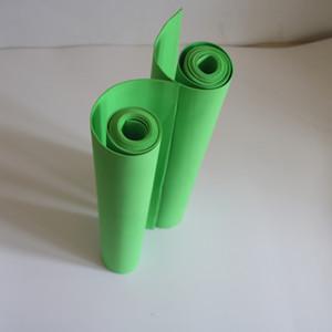 2мм толщиной Оценка окружающей среды EVA пены листы, Перфорация пены, дети школа ручной косплей материал Размер 50см * 200см