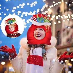 Şanslı Çanta Şapka Cosplay Parti Dikmeler Şapka Kutusu Noel Tatili Parti Dikmeler 2020 Sıcak için Şapkalar Headgear'ı Şeklinde!