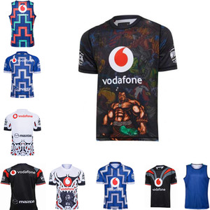 2020 Warriors NRL Nines Jersey Canberra Assaulter Wests Tigers South Sydney Rabbitohs Manly Sea Eagles Nrl Rugby League Jersey