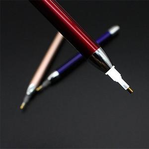 LED diamante Pittura Drill Pen ricamo Point Drill Pen 5D fai da te Strass Immagini illuminazione diamante Penne DHB1460