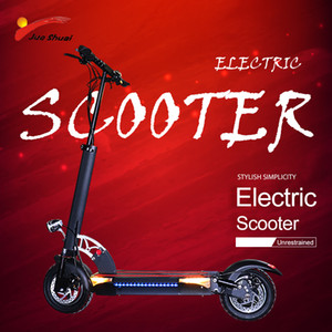 Electric Scooter 48V 500W Adult Patinete Electrico Motor Scooter Motor Trotinette Electrique Adulte Escooter e Scooter Electric