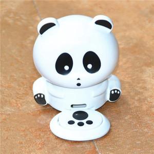 Niedliche Panda Maniküre Nageltrockner Polnische Gebläse Trockner Nägel Nagelkunst Trockner Finger Zeh Fast Trocknung Trockenmaschine Werkzeug Panda Nageltrockner