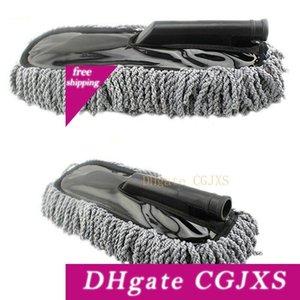 موضوع -Functional ستوكات غسيل السيارات تنظيف الغبار تفصيل فرش المنفضة الممسحة السيارات المنفضة كان لزينة السيارات #Zer