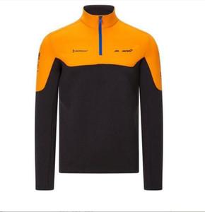 F1 포뮬러 원 레이싱 정장 긴 소매 운동복 팀 정장 2,020 매 클래 런 MCL35 까마귀 자켓