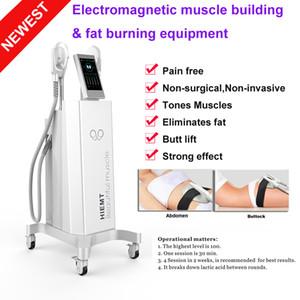HI-EMT músculo dispositivo de emagrecimento redução terno celulite corpo crescimento hifem forma de corpo inteiro máquina física ems garantia 2 anos