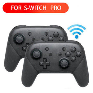 Wholesale price Wireless Bluetooth Remote Controller Pro Gamepad Joypad Joystick for Nintendo Switch Pro Game Console Gamepads