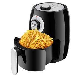 Mini Air Fryer petite capacité d'accueil antiadhésives Pan Sans huile frites machine multicuiseur Friteuse électrique Airfryer pour la cuisine
