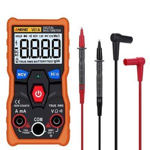 V01A Digital Multimeter with LCD Display V01A Digital Multimeter with LCD