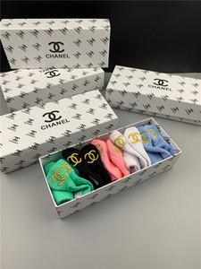 DIOR Männer Frauen Geschenk Lange Socke Art und Weise Baumwolle Socken Street Kanye West Hip Hop Harajuku dicker Luxus neue Markendesigner