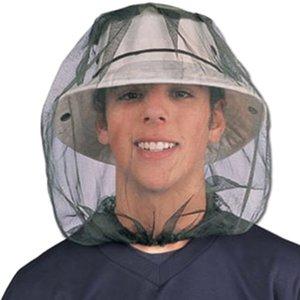 VICABO Outdoor Wandern Mens-Sommer-Anti-Moskito-Kappe 2020 Fashion Bug-Beweis Retro durchschauen Hat-Hals-Abdeckung