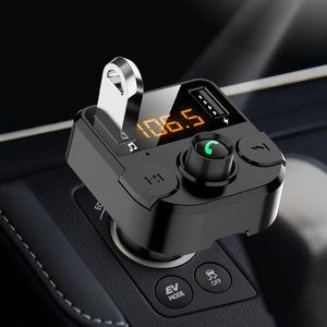 MP4 لاعبين سيارة MP3 بلوتوث المزدوج USB3.1A شحن سريع أجهزة الراديو FM إرسال متعدد الوسائط لاعب إسقاط