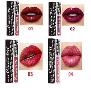 CmaaDu Melted Matte Liquid Lipstick 8 Colors Face Lip Gloss LIQUIFIED Matte Lipstick Faceed Makeup Melted Lip Gloss Long Wear