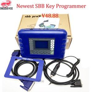 SBB Key Programmer SBB PRO2 V48.88 New Key Immobilizer Copy Transponder Chip No Token Limited Better Than SBB V46.02