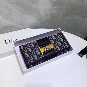 Paris xadrez estilo designer mens carteira famosa especial homens luxo lona bolsa múltipla pequena carteira curto bifold com caixa NB535