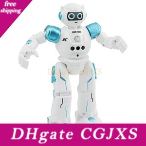 Jjr  C R11 Cady Wike Rc Robot Remote Control Programmable Gesture Sensor Music Dance Rc Toy For Christmas Kids Gift