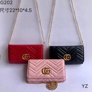 Heiße verkaufende hohe Qualität Die neuesten Männer und Frauen Schultertasche Messenger Bag Schulter tragbare Brieftasche Rucksack freies Porto YZ202