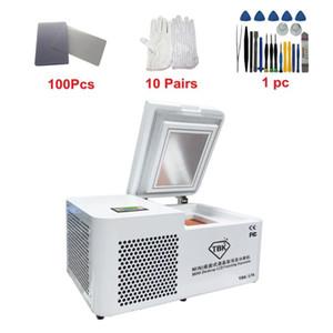 Messa professionale dello schermo -185C LCD Touch congelamento del pannello a cristalli liquidi di separazione macchina congelata separatore macchina per il telefono bordo