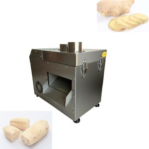 Commercial full-automatic electriconion slicer type Carrot Pepper white radish slicer