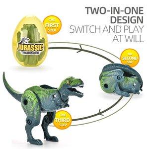 dinosaur world easter surprise eggs dinosaur toy model mini figures baby children education toys gift 02