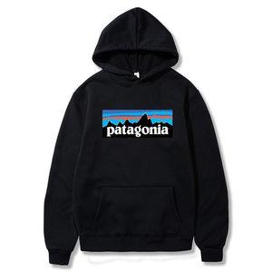 portada punto de los hombres Oshan Patagonia Patagonia moda de los hombres suéter con capucha de cobertura de gran tamaño Dongjiarong par de montaña traje