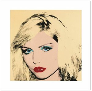 Andy Warhol Debbie Harry Wall Decor Oil Painting On Canvas Home Decoration Wall Art Canvas Pictures For Living Room 200830