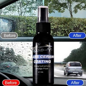 50ml Auto Windshield Anti-Rain Agent Rearview Mirror Repellent Agent Car Glass Anti Water spray Car-styling Window Care Cleaner