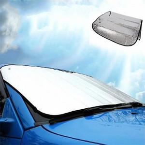 Оконные фольги Witchshield Sun Shate Car Windshield Visor Cover Cover Block Front Window Sunshade UV Защитите автомобильную пленку 3H51 #