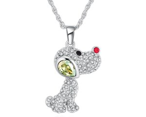 Ms Betti 2019 new lovely Pendant Necklace with crystal from Swarovski best Christmas gifts for girls women11