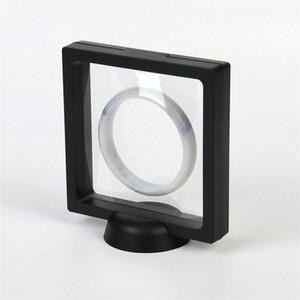패션 3D 부동 프레임 그림자 상자 사진 프레임 보석 디스플레이적인 장식 예술 cxSH 번호