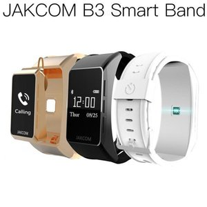 Vendita JAKCOM B3 intelligente vigilanza calda in Smart Wristbands come vibrante sedia nuova tecno dz09 telefono