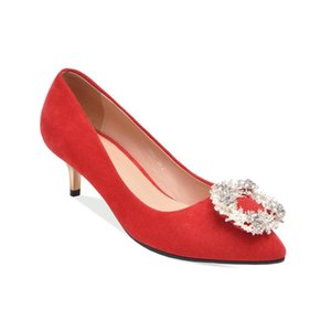 In the spring of 2020 new fashion pointed fine with low marry size 43 yards 32 - shallow mouth single woman shoes