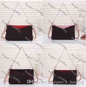 PALLAS cluth Monos ram M41483 Womens Designer de Moda Clutch Evening Handbag Bag pequeno ombro Luxury Handbag telefone bolsa de lona