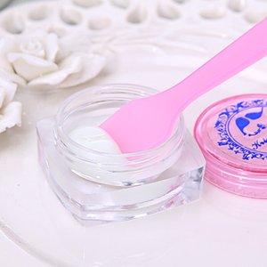 Güzellik Salonu için profesyonel Yüz Maskesi Kaşık Renkli Küçük Plastik Maske Çamur Plaka Yüz Kremi alt paketin Araçları