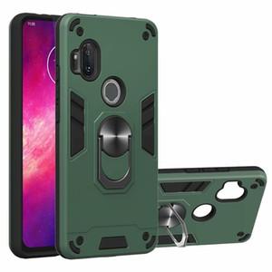 For Motorola One Hyper Full Covers Hybrid Armor Case For Moto G8 Power Case Hard Back Cover Mobile Phone Case E7 Coque