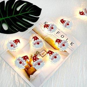 cgjxs Decorazioni di Natale della luce della stringa di Natale / matrimonio / Luci Decorazione ghirlanda di party a pile di Casa Led Lamp