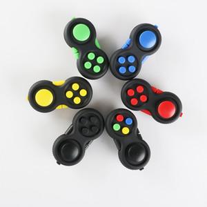 Juego Handle Toys Relefante Estrés Mano Cubo Pad Color Colorido Dedo Juguetes Juego de Alta Calidad Manija Juguete Intelectual DecomPresión Regalo