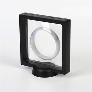 패션 3D 부동 프레임 그림자 상자 사진 프레임 보석 디스플레이적인 장식 예술 QUXJ 번호