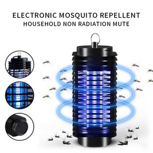 Electronic Mosquito Killer Electronic Insect Killer Bug Zapper Trap Photocatalyst Fly Zapper UV Night Light Trap Lamp CNY2250