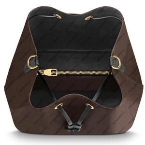 Bolsos de las mujeres del cubo alta calidad del bolso del cuero del bolso de hombro clásico de Crossbody Diseño bolsas de dama Bolsos Dropshipping