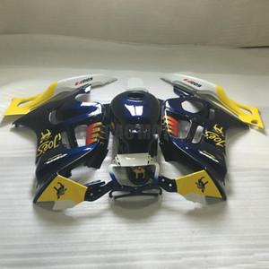 ABS Kalafatlama seti HONDA CBR600 F3 1997 1998 CBR600 97 98 CBR600 F3 97-98 gövde kapağı + ön cam #BLUE Sarı joes # Z8KR3 için + hediyeler